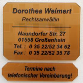 Rechtsanwalt Großenhain Kontakt